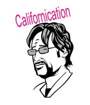 Женская футболка с длинным рукавом Californication. Hank Moody