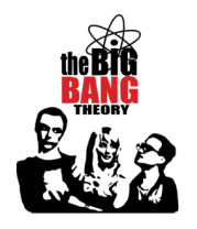 Футболка для беременных The Big Bang Theory
