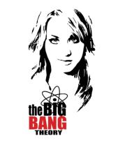 Толстовка без капюшона The Big Bang Theory. Пенни