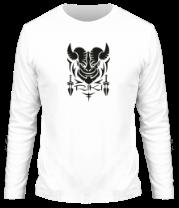 Мужская футболка с длинным рукавом Riki (Dota2)