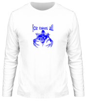Мужская футболка с длинным рукавом Ancient apparition
