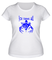 Женская футболка  Ancient apparition
