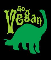 Женская майка борцовка Go vegan