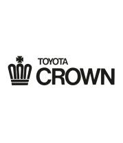 Женская футболка с длинным рукавом Toyota crown big logo