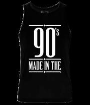 Мужская майка Made in the 90s