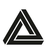 Женская футболка  Triangle Visual Illusion