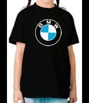 Детская футболка  BMW