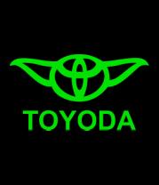 Женская майка борцовка Toyoda