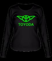 Женская футболка с длинным рукавом Toyoda