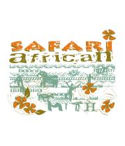 Женская майка борцовка Safari