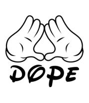 Футболка для беременных Dope hands