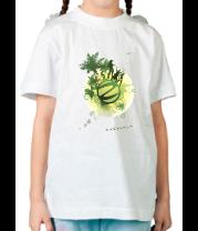 Детская футболка  Казантип life