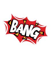 Коврик для мыши Bang