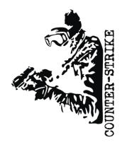 Толстовка без капюшона Counter Strike