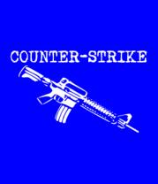 Мужская футболка с длинным рукавом Counter Strike