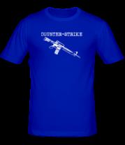 Мужская футболка  Counter Strike