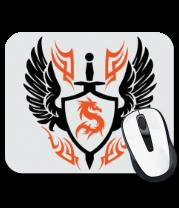 Коврик для мыши Орден дракона