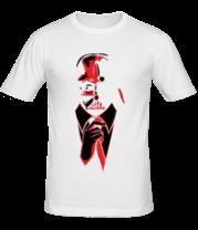 Мужская футболка  Стильный Дарт Вейдер