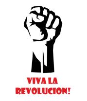 Мужская майка Viva La Revolucion