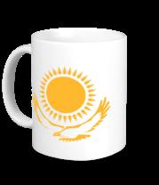 Кружка Герб Казахстана