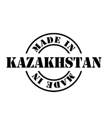 Толстовка без капюшона Made in Kazakhstan