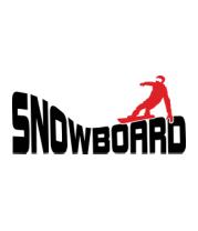 Толстовка без капюшона Snowboard