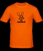 Мужская футболка  Плейбой