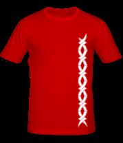Мужская футболка  Орнамент