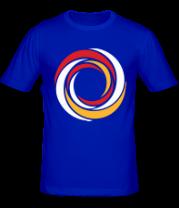 Мужская футболка  Волшебный портал