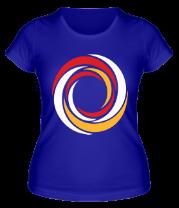 Женская футболка  Волшебный портал