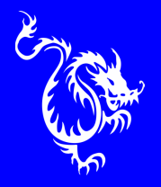 Детская футболка  Китайский водяной дракон
