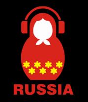 Толстовка Russia dj
