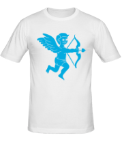 Мужская футболка  Амурчик