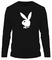 Мужская футболка с длинным рукавом Playboy