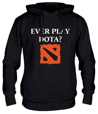 Толстовка Ever play dota