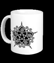 Кружка Узорная звезда