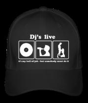 Бейсболка Dj's live