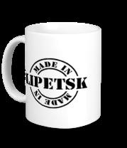 Кружка Made in Lipetsk