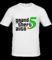 Мужская футболка  GTA 5