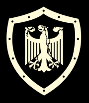 Мужская майка Гербовый орел (свет)