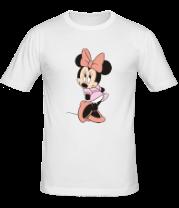 Мужская футболка  Мини Маус