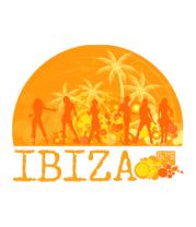 Женская футболка с длинным рукавом Ibiza