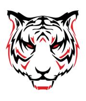 Кружка Голова тигра