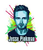 Бейсболка Jesse Pinkman