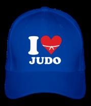 Бейсболка Я люблю Дзюдо