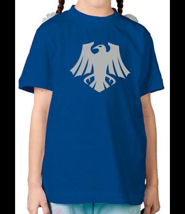 Детская футболка  Гвардия Ворона (Raven Guard)