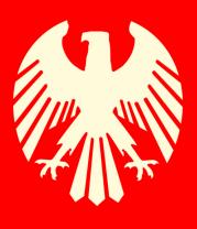 Детская футболка  Немецкий средневековый рисунок орла (свет)