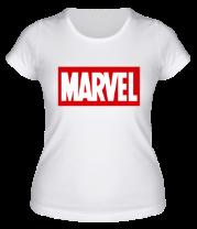 Женская футболка  Marvel Comics