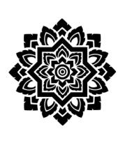 Коврик для мыши Орнамент мозаика