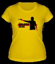 Женская футболка  Rick Grimes